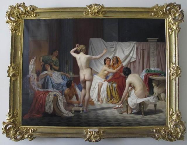 Бронников. Римские бани