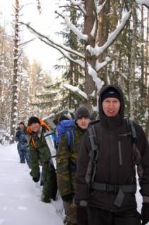 Снежный десант 2010