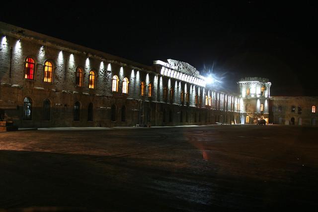 Севастополь, Михайловская батарея, фото Худякова Михаила