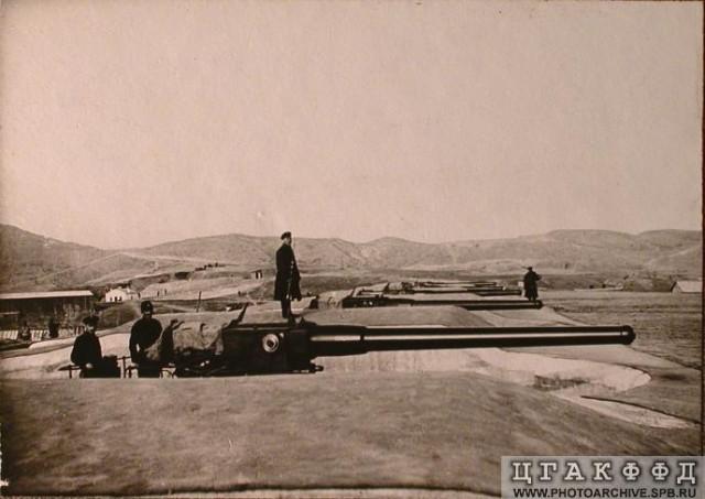 Порт-Артур, батарея № 9