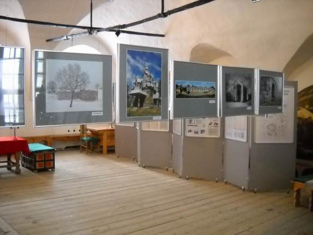 Динабург на выставке в Пскове