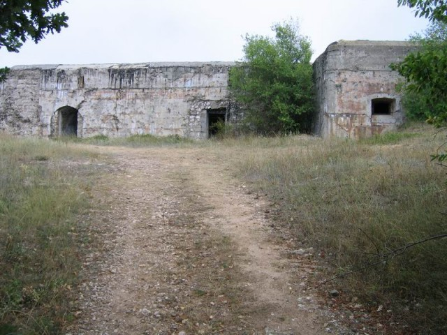 Форт Южная Балаклава 2005