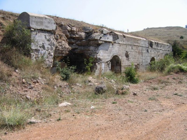 Форт Южная Балаклава