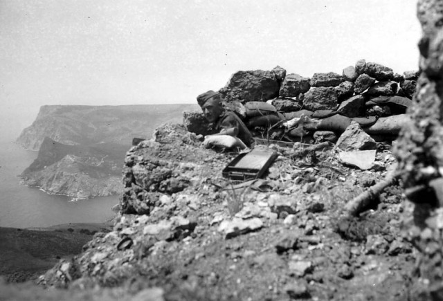 Форт Балаклава Южный