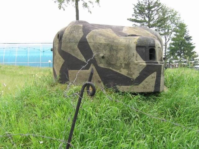 "Немецкий пулеметный станок Panzernet ""Краб"""
