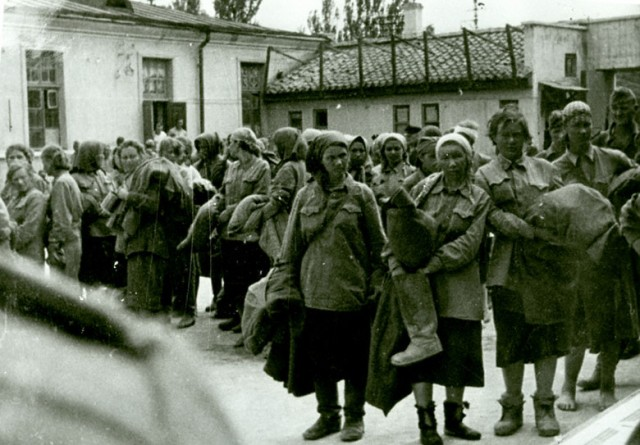 Симферополь, сентябрь 1942