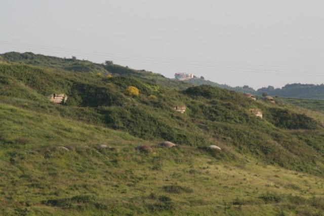 Албанская фортификация