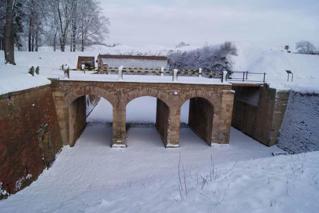 Крепость Йозефов