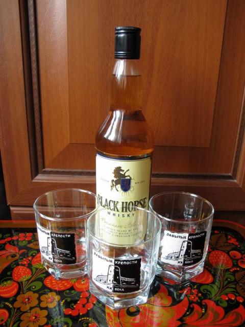 Забытые крепости и виски