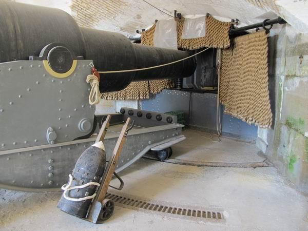 CoalHous Fort