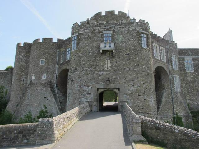 Крепость Дувр