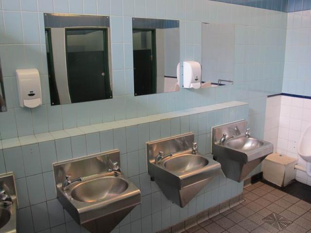 Туалет в Брайтоне