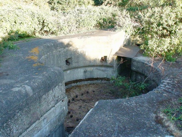 Tilbery Coast Artillery Battery