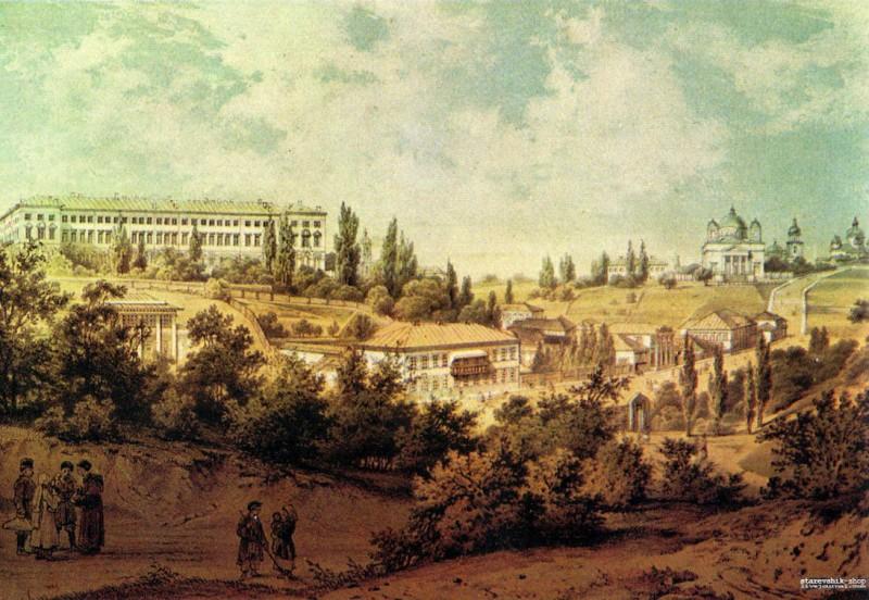 Крещатик 1860