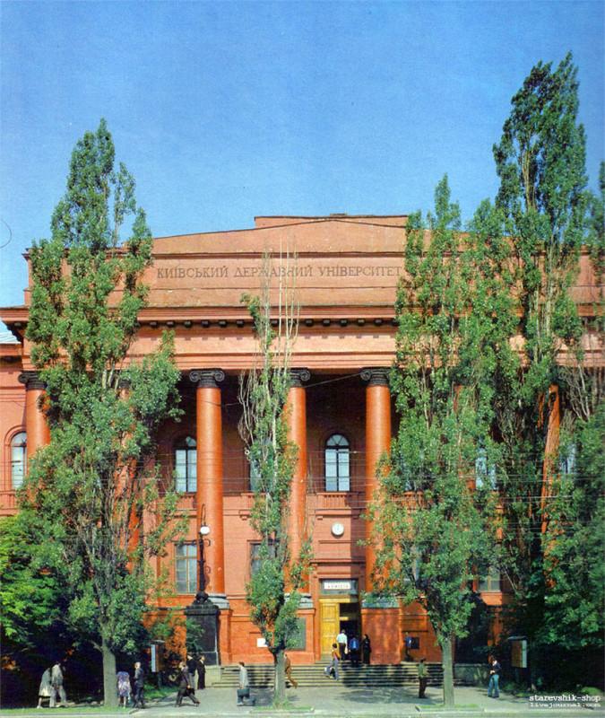 Университет 1981 год