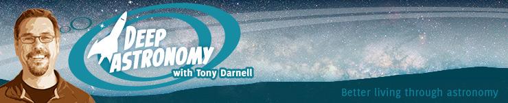 Deep Astronomy banner