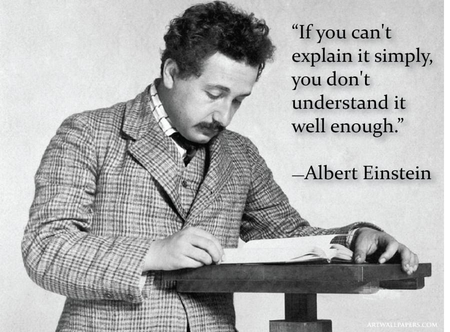 Albert Einstein great quote