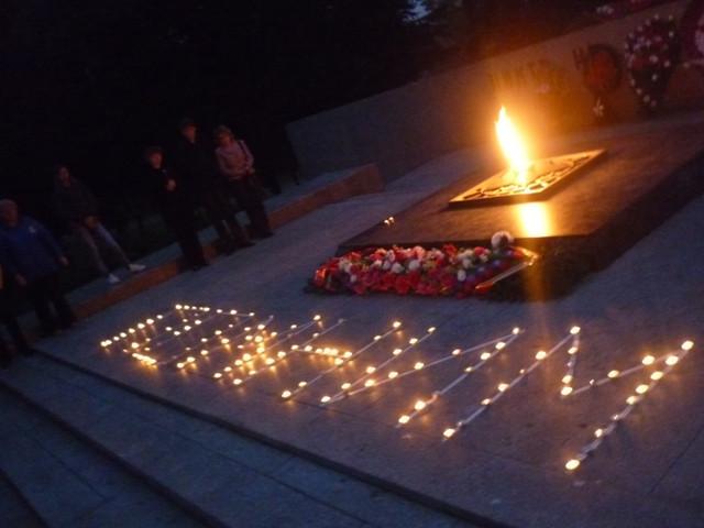 картинки минута молчания свеча памяти частности игоря