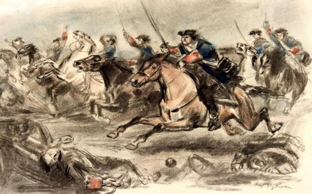Картинки по запросу полтавский бой