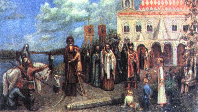 Slavyanin_Religion