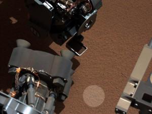 Целлофановый пакет на Марсе 2