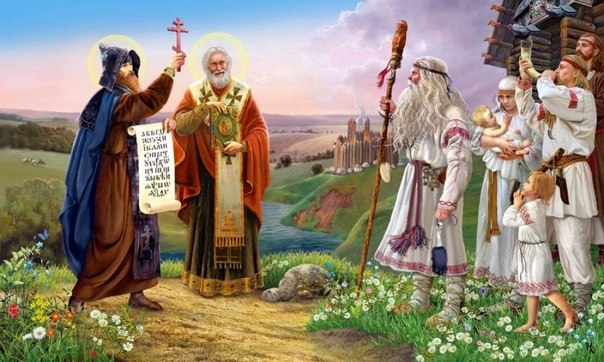 Кирилл и Мефодий не придумывали «кириллицу» (Задорнов Михаил Николаевич)
