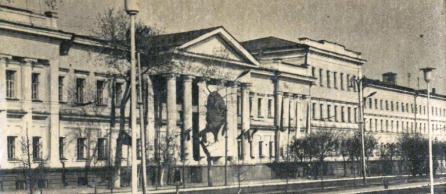 Ленин на Корпусе