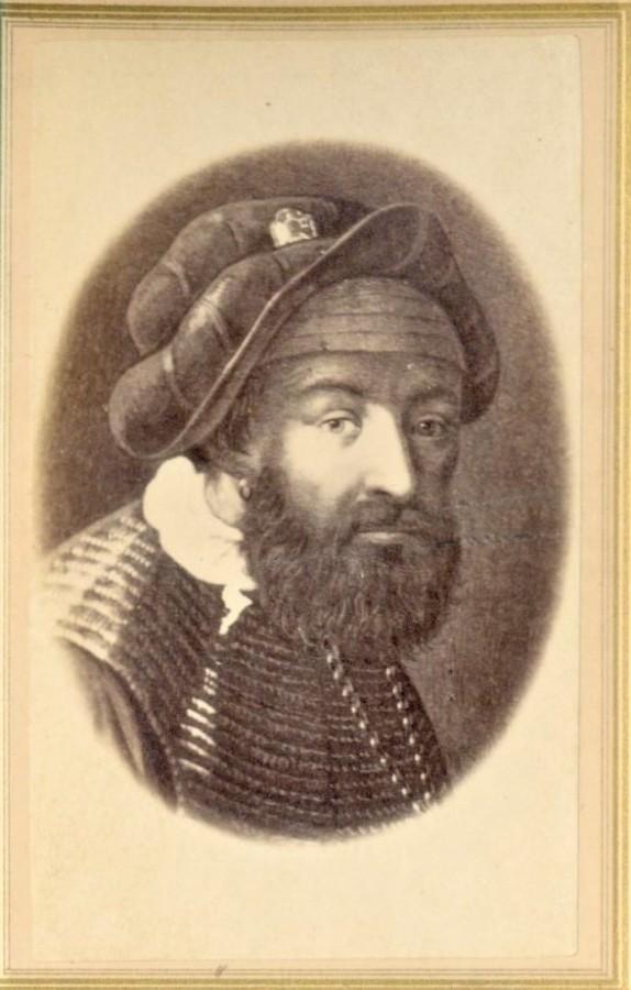 Ермак В.Т., атаман казаков волжских, завоеватель Кучумова царства Сибирского