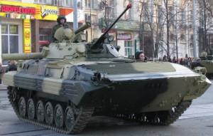 БМП в Омске 2