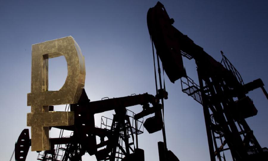 Нефть за рубли