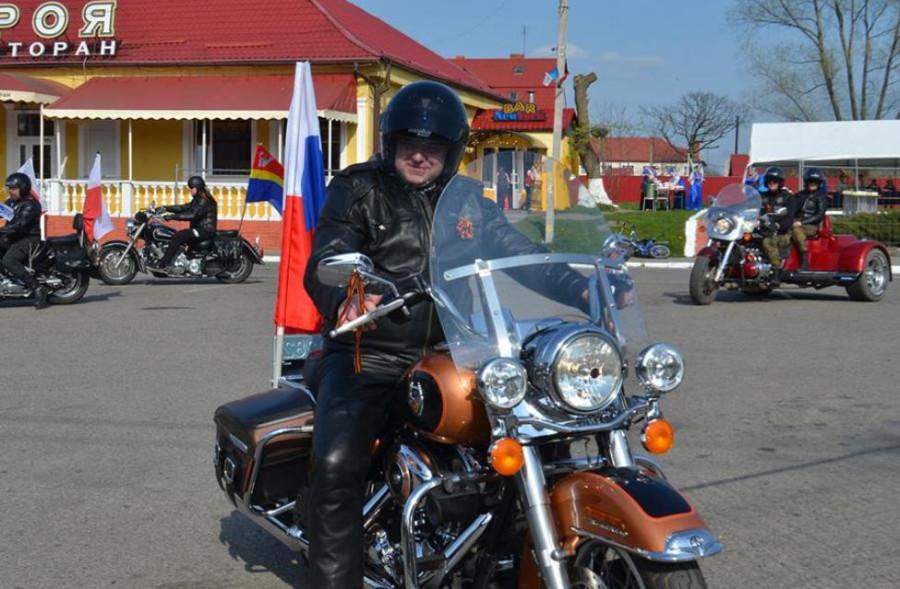 Цуканов мотопробег Бранёво 25.04.15