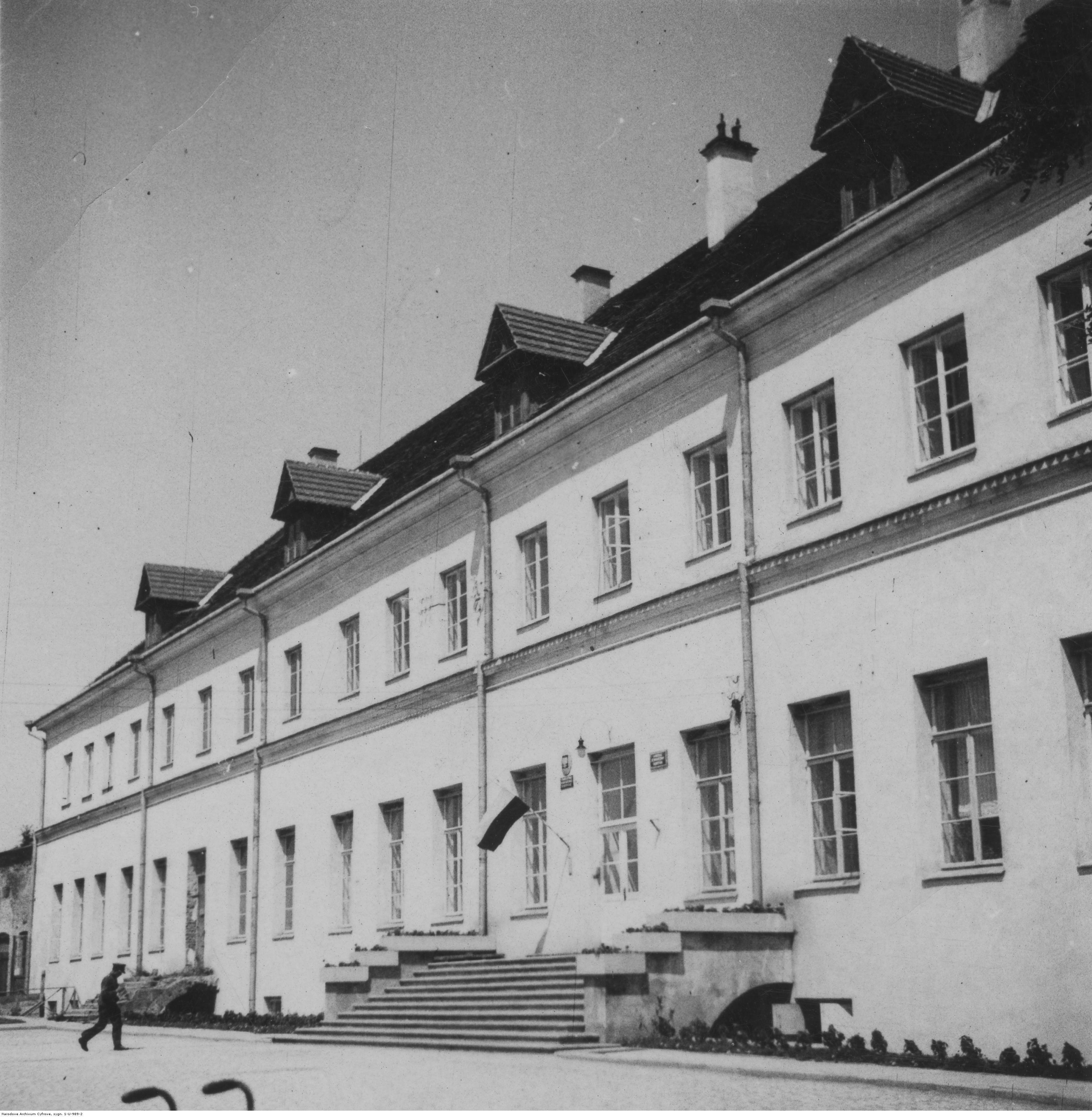 605053 Дубенский замок. Дворец Острожских