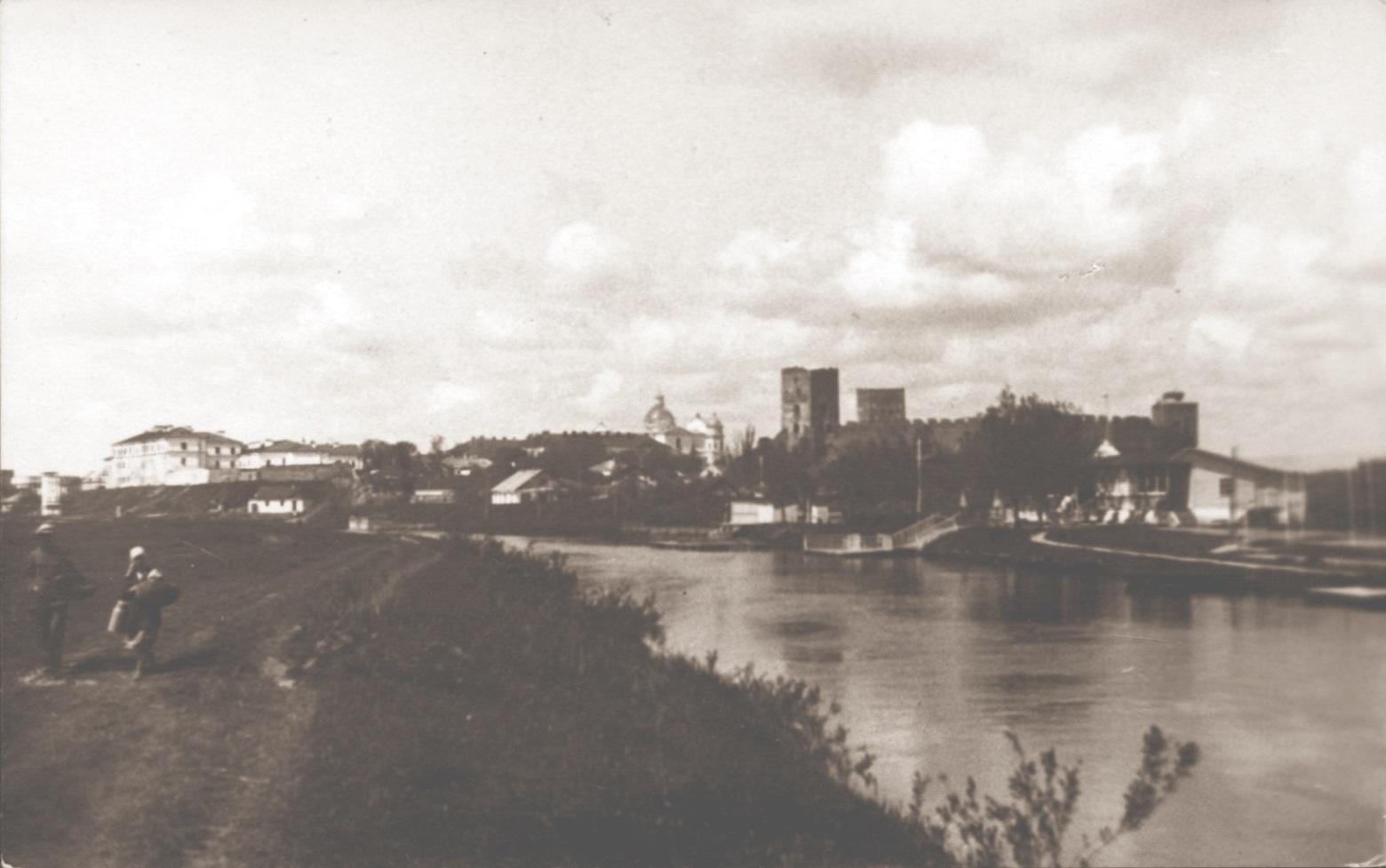 207999 Река Стыра.