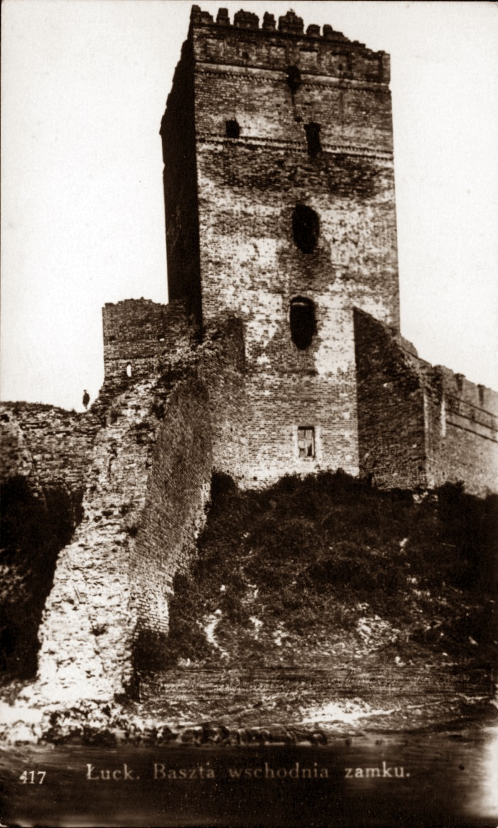 207893 Луцкий замок — символ города Луцка, его главная достопримечательность и гордость