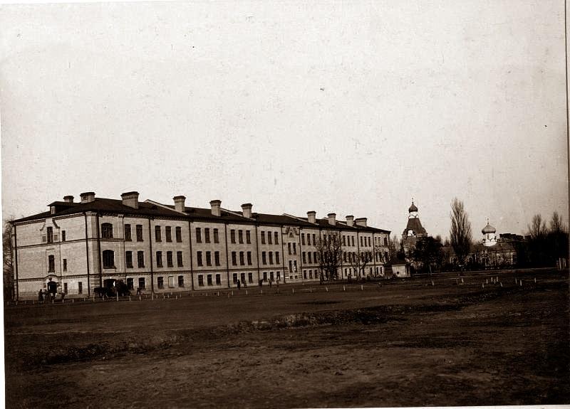 208087 Казармы на улице Стрелецкой