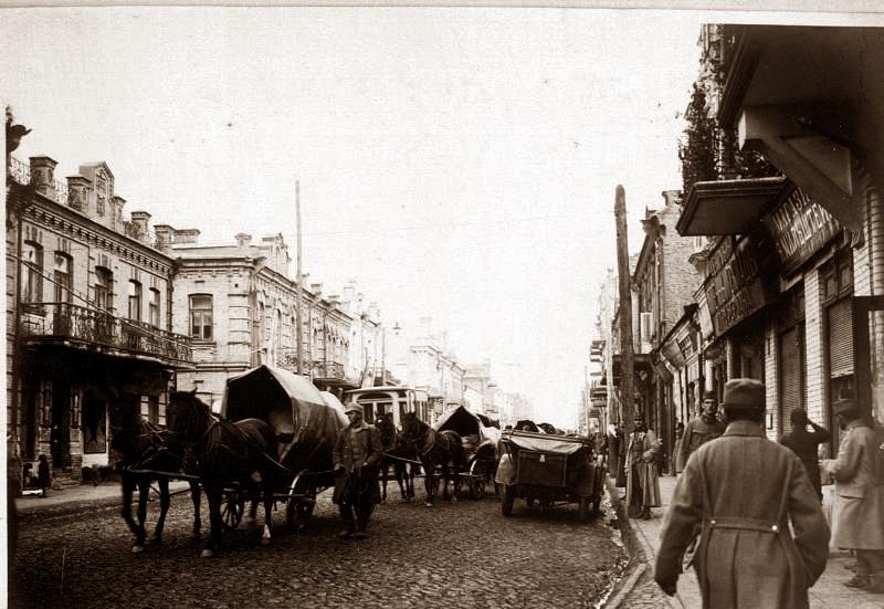 208086 Улица   Hauptstrasse  (Главная) --Л.Украинки