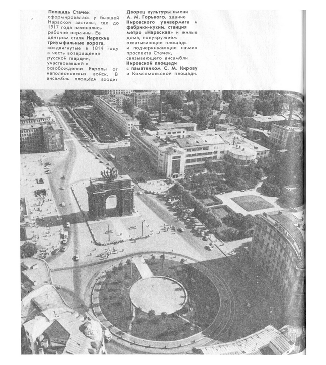 Над Ленинградом. Альбом. Варсобин А.К. (сост.). 1987_32