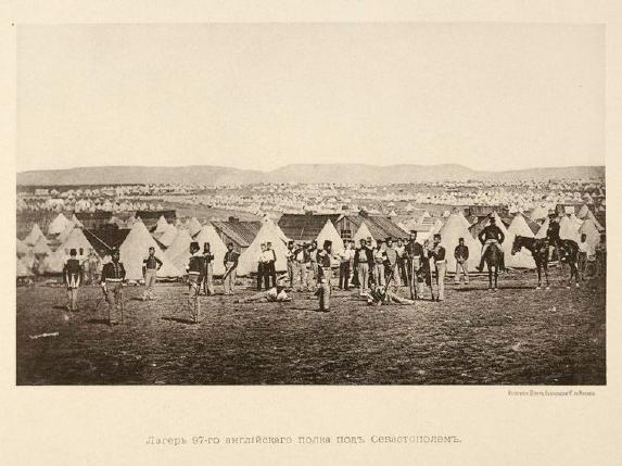 Севастополь в 1855-1856 г. 25 фотографических снимков с редкого фотографического альбома. 1893_5