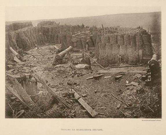 Севастополь в 1855-1856 г. 25 фотографических снимков с редкого фотографического альбома. 1893_8