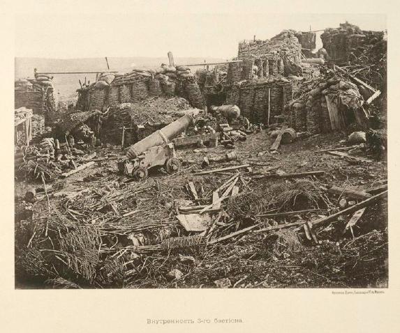 Севастополь в 1855-1856 г. 25 фотографических снимков с редкого фотографического альбома. 1893_10