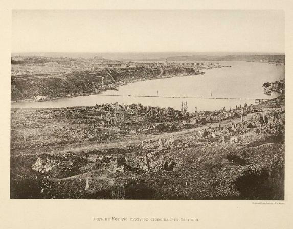 Севастополь в 1855-1856 г. 25 фотографических снимков с редкого фотографического альбома. 1893_11