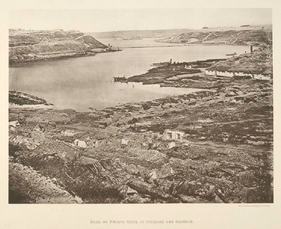 Севастополь в 1855-1856 г. 25 фотографических снимков с редкого фотографического альбома. 1893_12