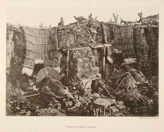 Севастополь в 1855-1856 г. 25 фотографических снимков с редкого фотографического альбома. 1893_16