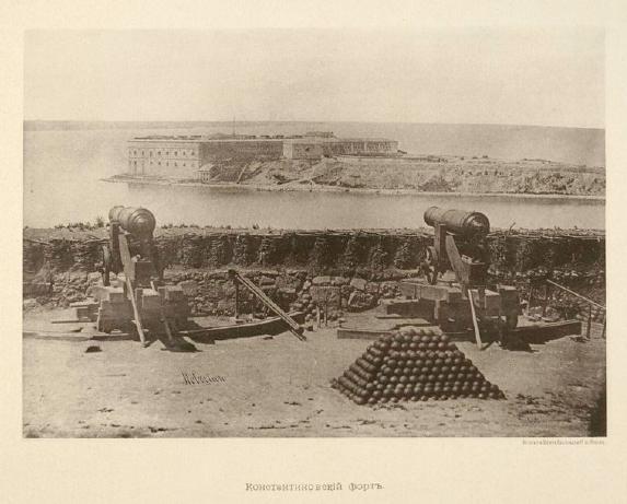 Севастополь в 1855-1856 г. 25 фотографических снимков с редкого фотографического альбома. 1893_17