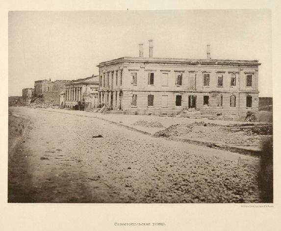Севастополь в 1855-1856 г. 25 фотографических снимков с редкого фотографического альбома. 1893_18