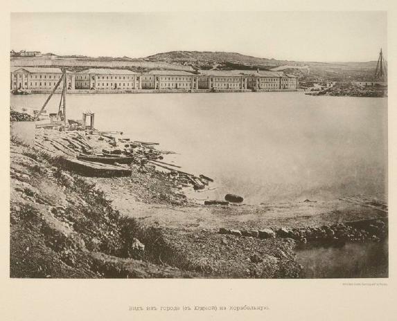 Севастополь в 1855-1856 г. 25 фотографических снимков с редкого фотографического альбома. 1893_21