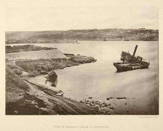 Севастополь в 1855-1856 г. 25 фотографических снимков с редкого фотографического альбома. 1893_23