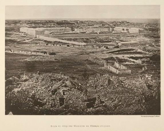 Севастополь в 1855-1856 г. 25 фотографических снимков с редкого фотографического альбома. 1893_24