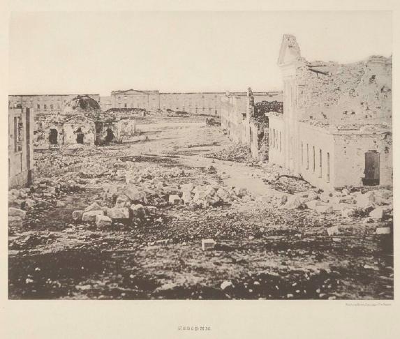 Севастополь в 1855-1856 г. 25 фотографических снимков с редкого фотографического альбома. 1893_26
