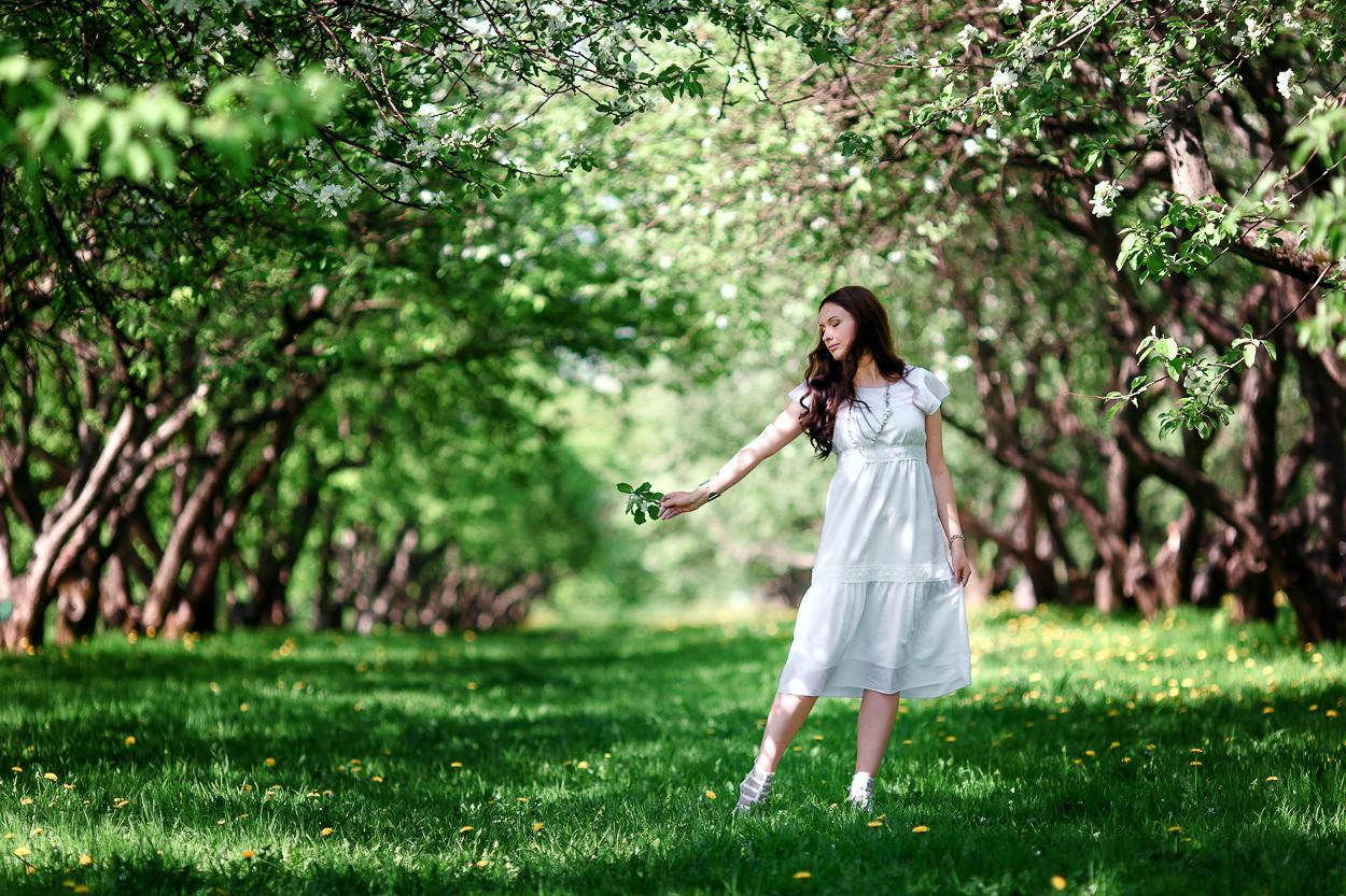 девушки фотосессия в коломенском парке летом российские власти